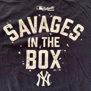 New York Yankees T-shirt XXL